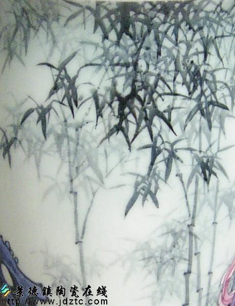 儿童画竹子的画法图片_儿童画竹子的画法图片下载