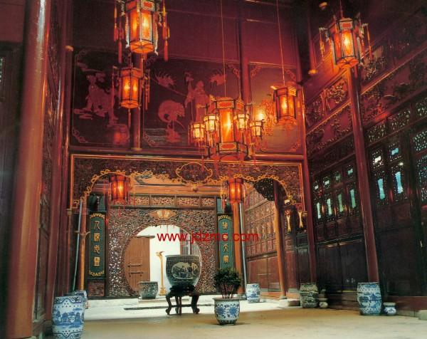 这种古代制瓷工场——坯房和窑房