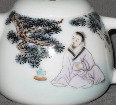 陶瓷传统装饰的继承与创新