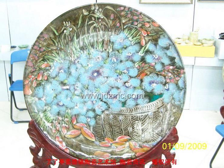 實拍第9屆陶瓷藝術設計創新評比大獎賽作品集101圖-了了亭-景德鎮陶瓷藝術館 景德鎮陶瓷在線 景德鎮陶瓷網