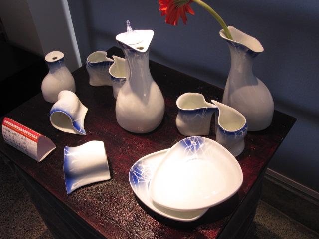 景德镇陶瓷学院 07陶设毕业设计展 - 海洋 - 想象一下