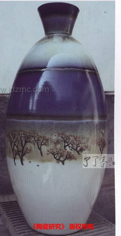 了了亭 资讯 本文刊载于《陶瓷研究》:我们认为, 综合装饰是陶瓷艺