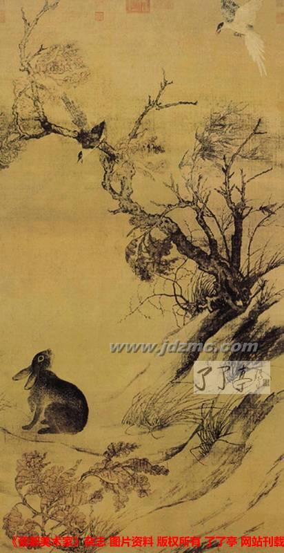 中国历代名画赏析图片