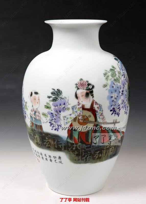 浅谈陶瓷综合装饰的源和流