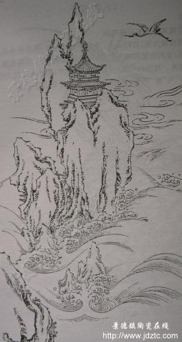简笔画 手绘 素描 线稿 266_499 竖版 竖屏