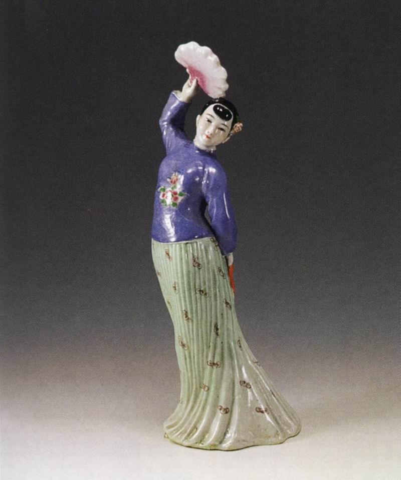 精美的陶瓷人物雕塑 - h_x_y_123456 - 何晓昱的艺术博客