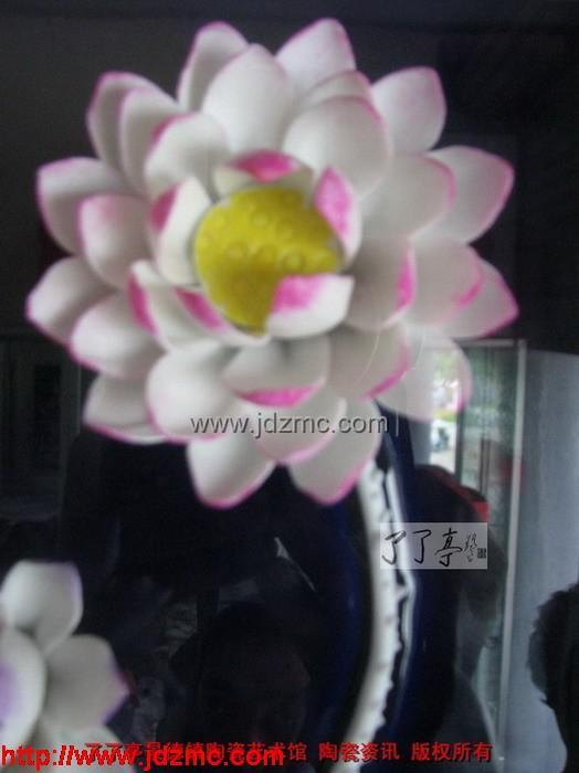街拍,景德镇陶瓷的那些花儿。美女强被16图片