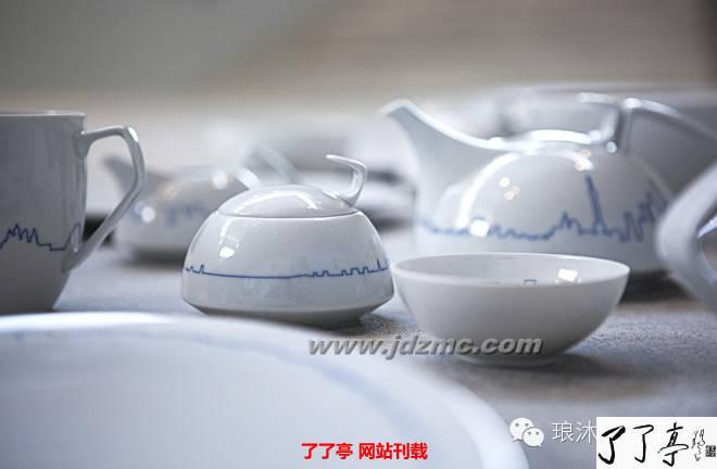 丹麦设计师 kilo陶瓷设计作品