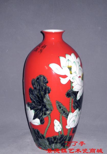 综合装饰 -了了亭-景德镇陶瓷艺术馆 景德镇陶瓷在线