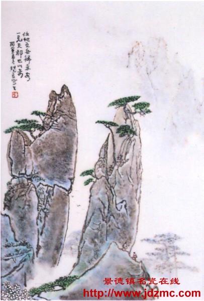 王锡良大师作品展示
